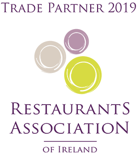 Carraig Linen Partner of Restaurant Association in Ireland